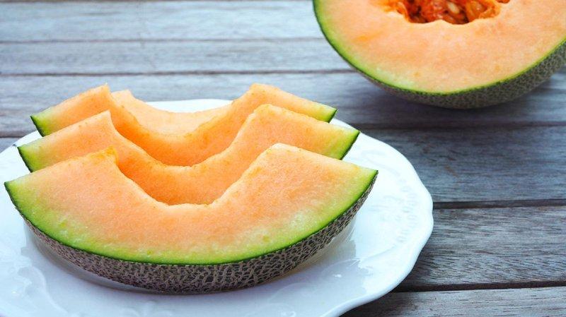 melon adalah buah sumber vitamin a
