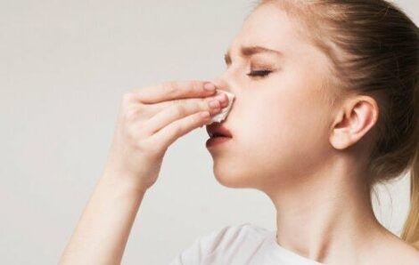cara menghilangkan luka di hidung dengan cepat