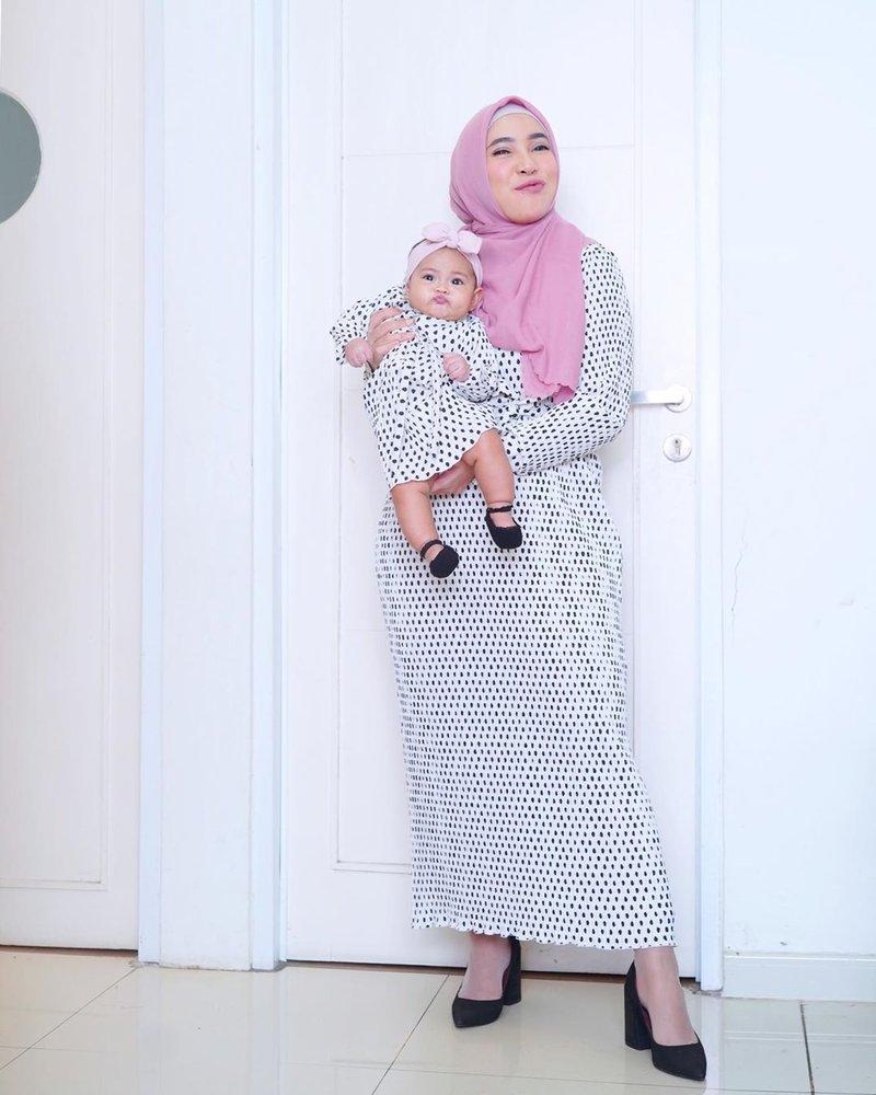 Inspirasi Fashion Hijab untuk Lebaran