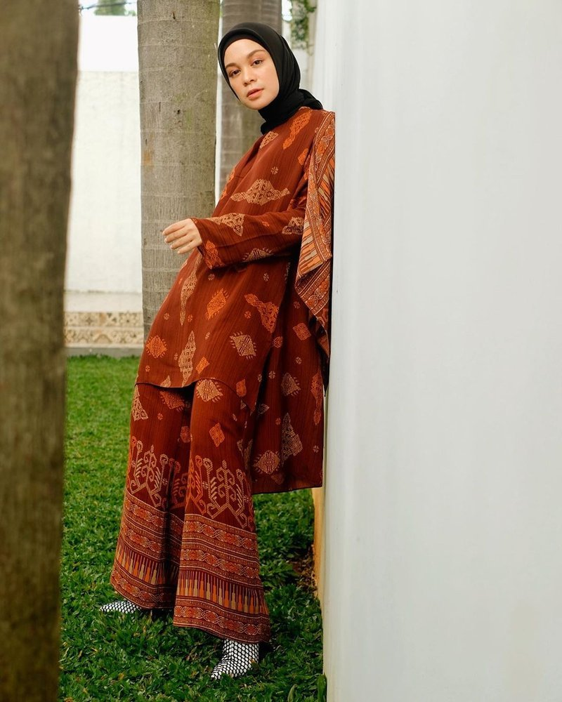 ootd hijab kekinian 2020