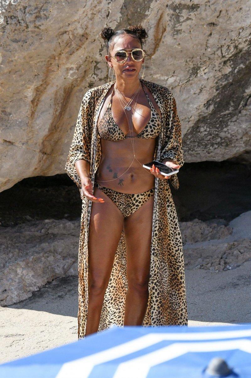 artis hollywood dengan tubuh fit