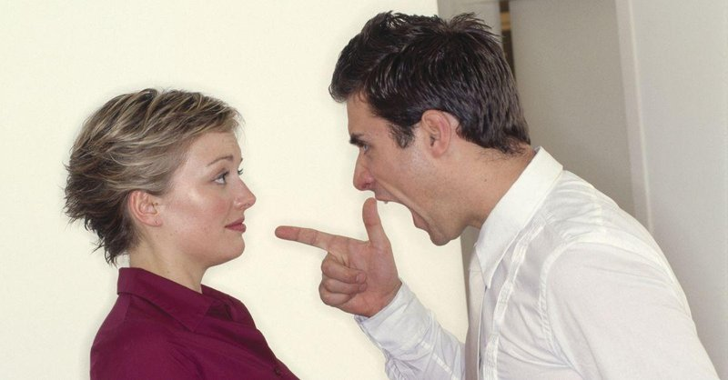 how to deal with an angry husband without losing respect