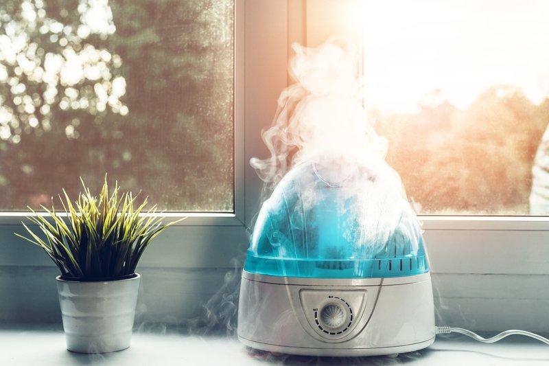humidifier cara mengatasi bayi batuk berdahak