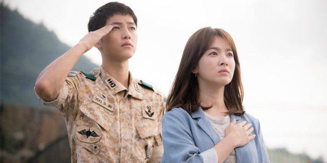 song hye kyo, drama yang dimainkan song hye kyo