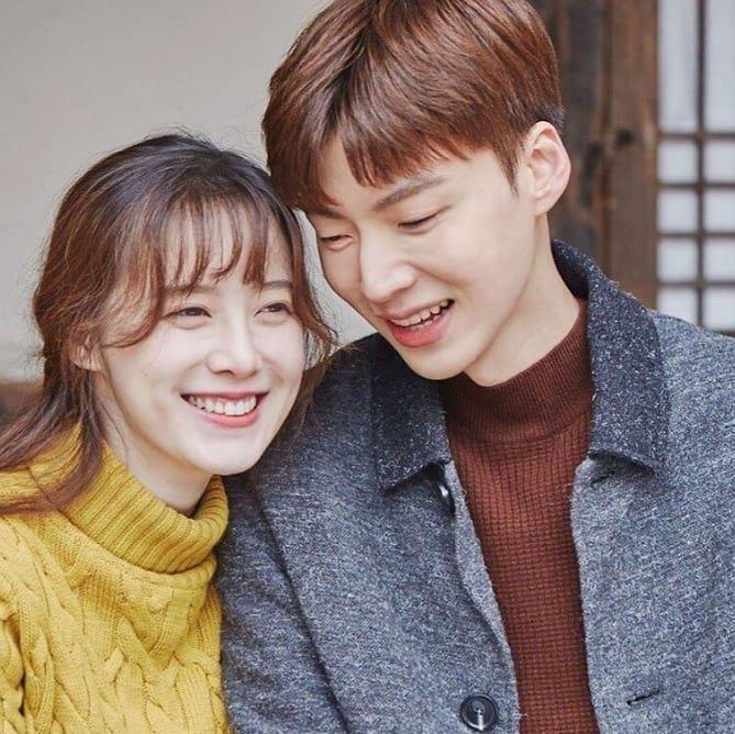 perceraian goo hye sun dan ahn jae hyun