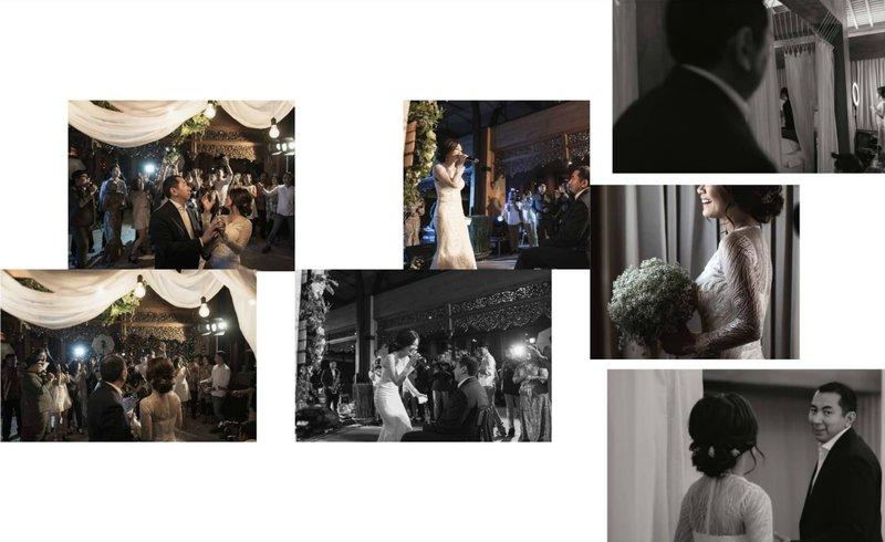 Pernikahan Gwen Priscilla