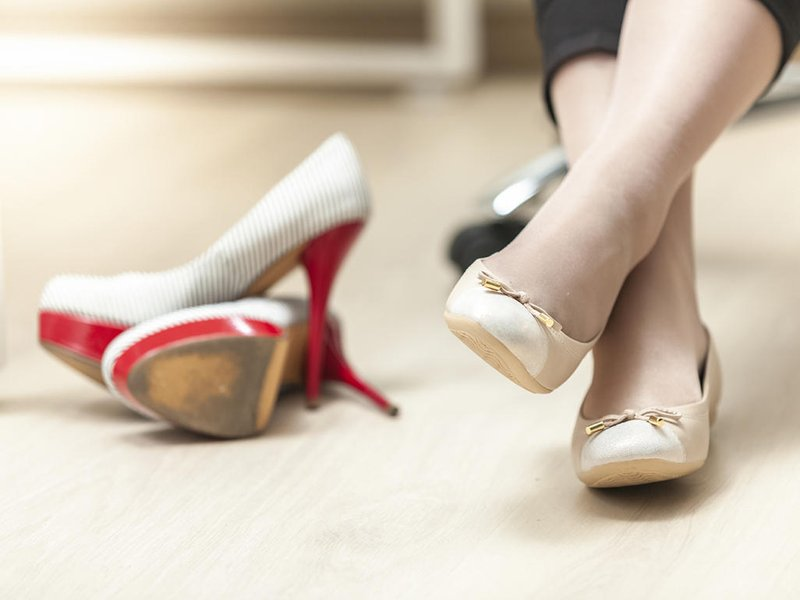 kesehatan, hamil, sepatu