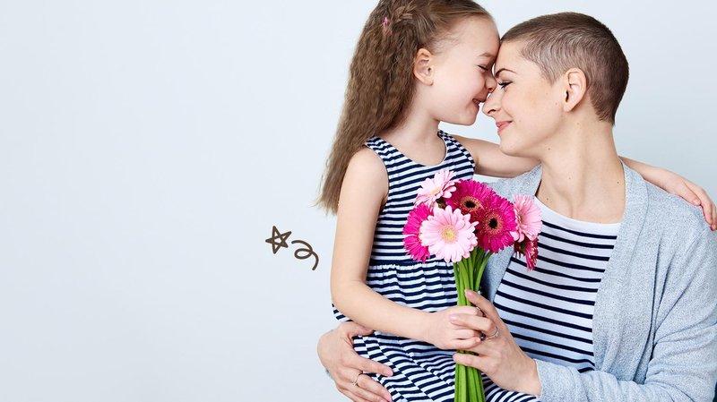 ibu terkena kanker payudara, menurunkah pada anak hero