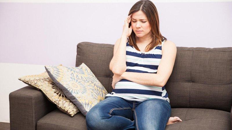 cara mengatasi pusing saat hamil