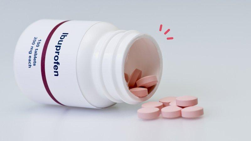 Obat sebagai cara mengatasi payudara bengkak saat menyapih