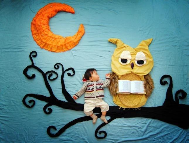 ide tema photoshoot untuk si kecil yang bisa dilakukan di rumah 2