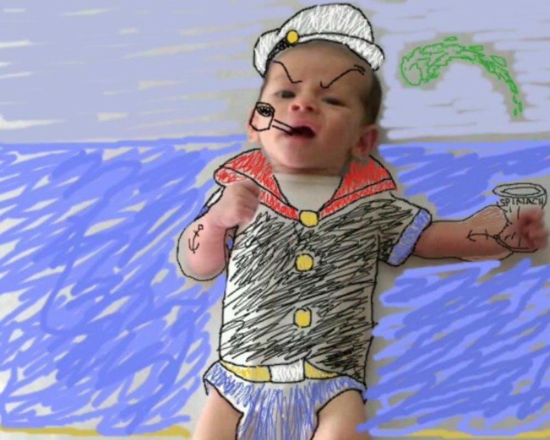 ide tema photoshoot untuk si kecil yang bisa dilakukan di rumah 4