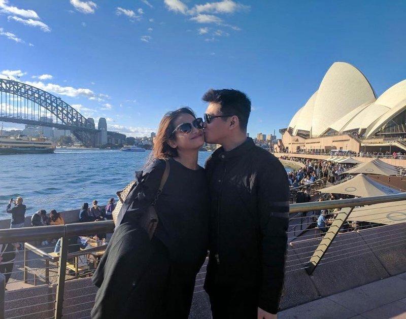ikut suami ke australia