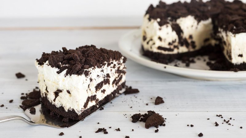 oreo cheese cake no bake