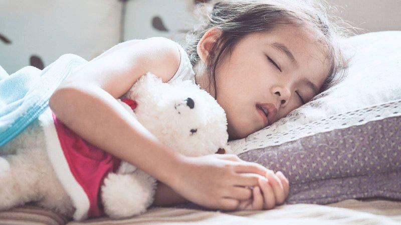Balita Mengorok Saat Tidur, Berbahayakah?