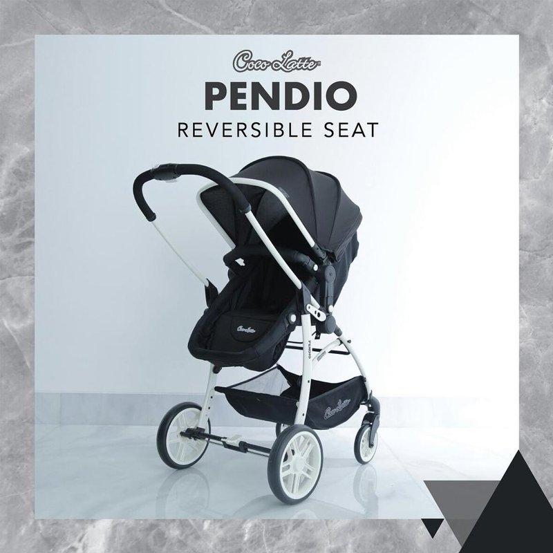 review stroller cocolatte pendio