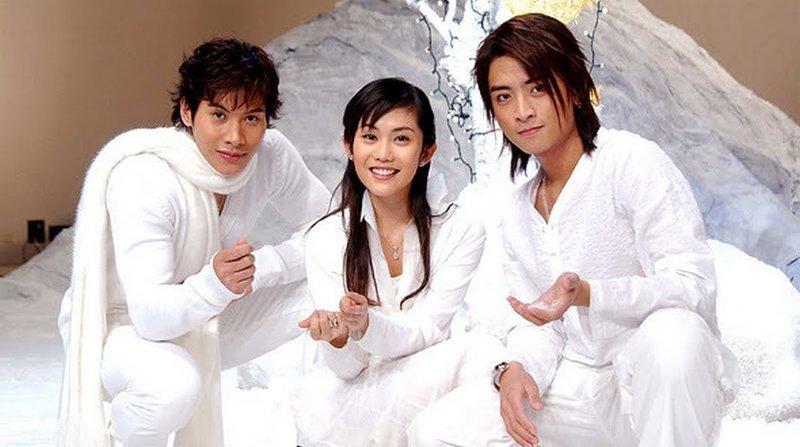 drama taiwan snow angel