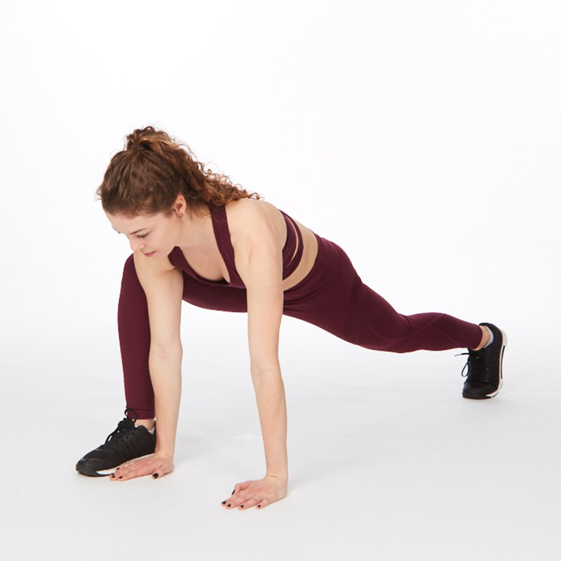 Low lunges