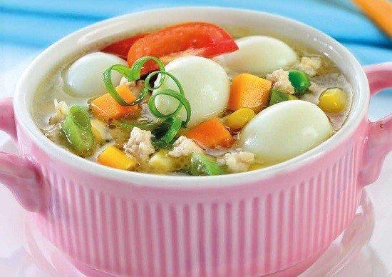 Sup sayuran bening