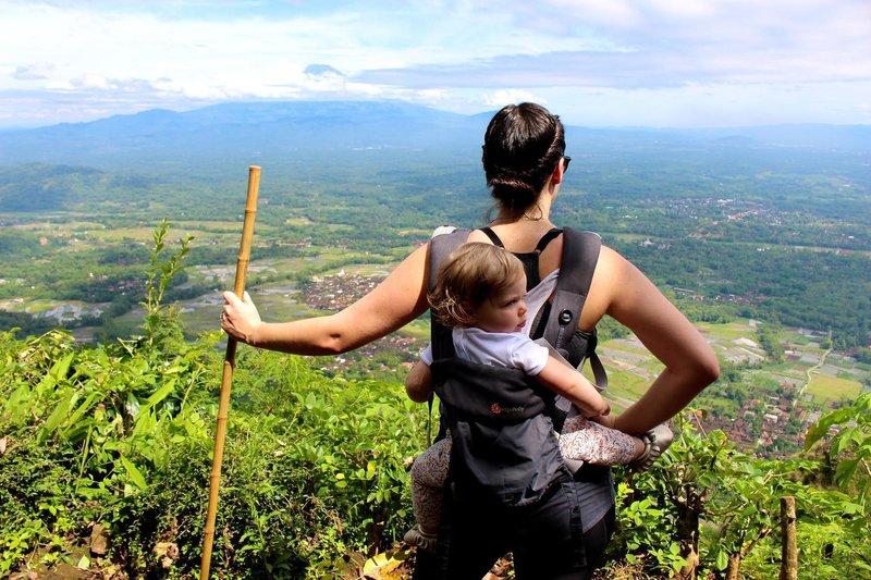 indonesia hike
