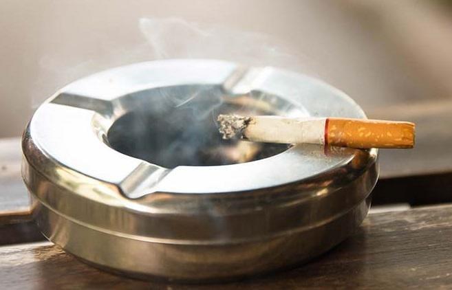 indoor cigarette smoke pollution