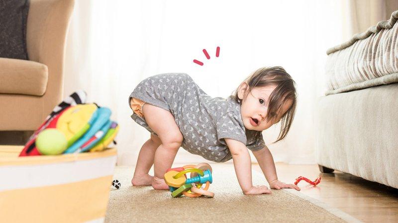 Fakta Soal Bayi yang Tidak Melewati Fase Merangkak