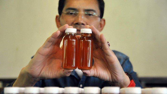 fakta minuman herbal antibody covid buatan hadi pranoto