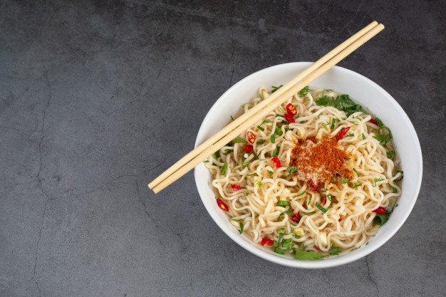 Ide Menu Sehat Bagi Ibu Menyusui yang Makan Mie Instan