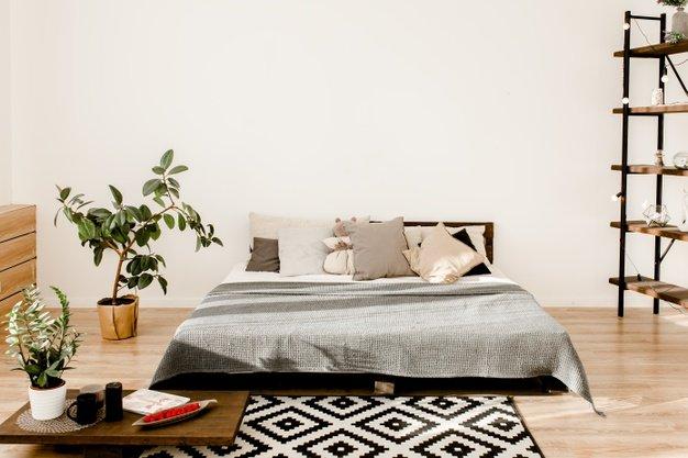 Cara Menghias Kamar Tidur Sederhana dengan Tanaman