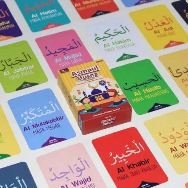 mainan islami untuk anak