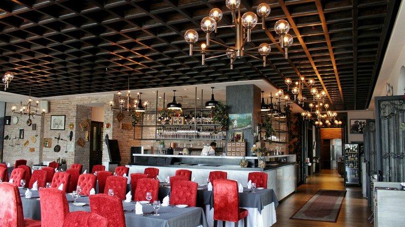 Restoran Italia di Jakarta