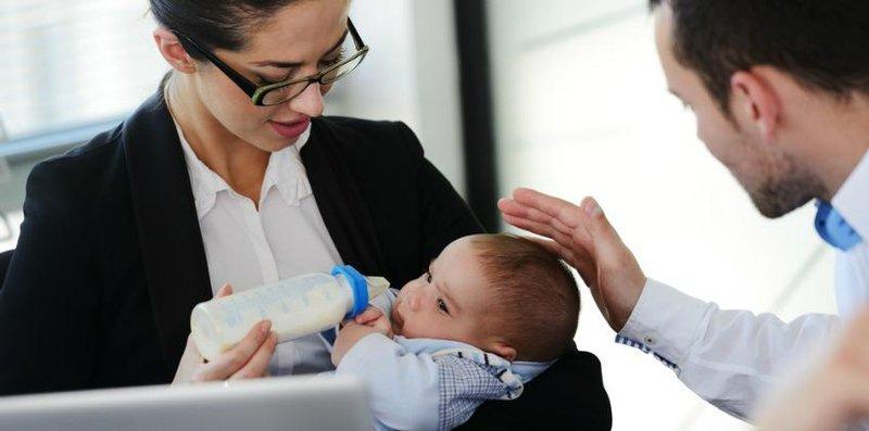 jangan minta teman kerja untuk menunggui anak