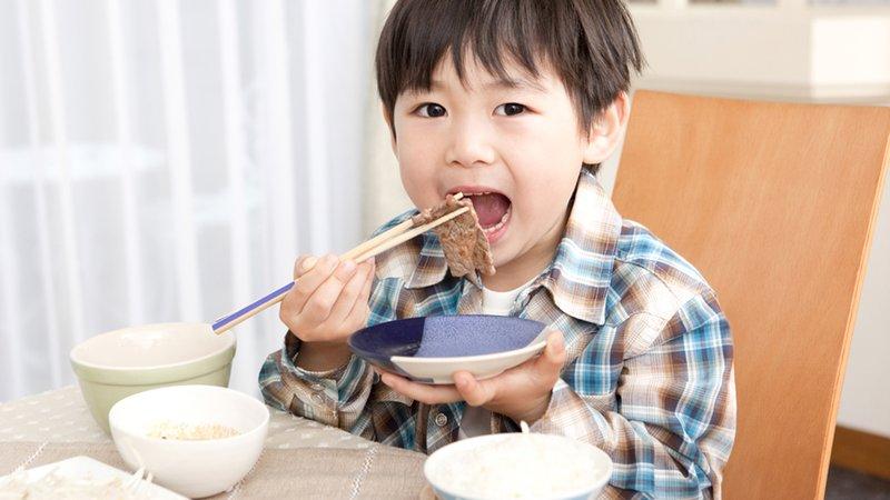 ciri-ciri anak sehat