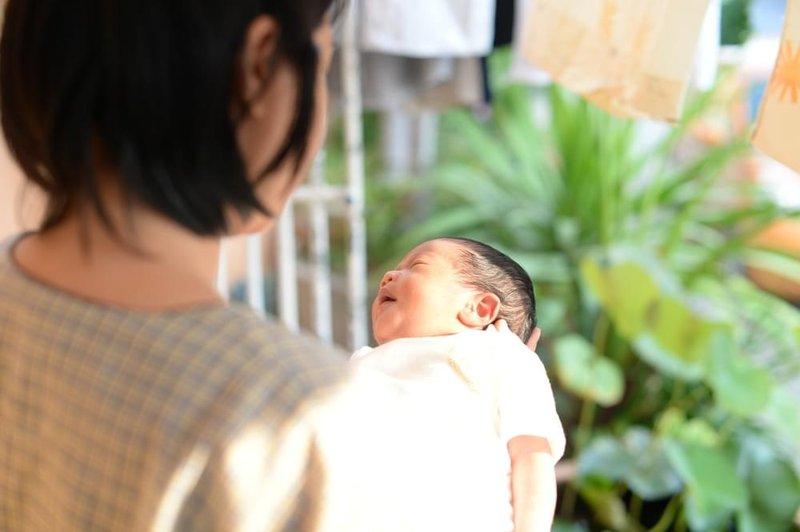 cara menjemur bayi