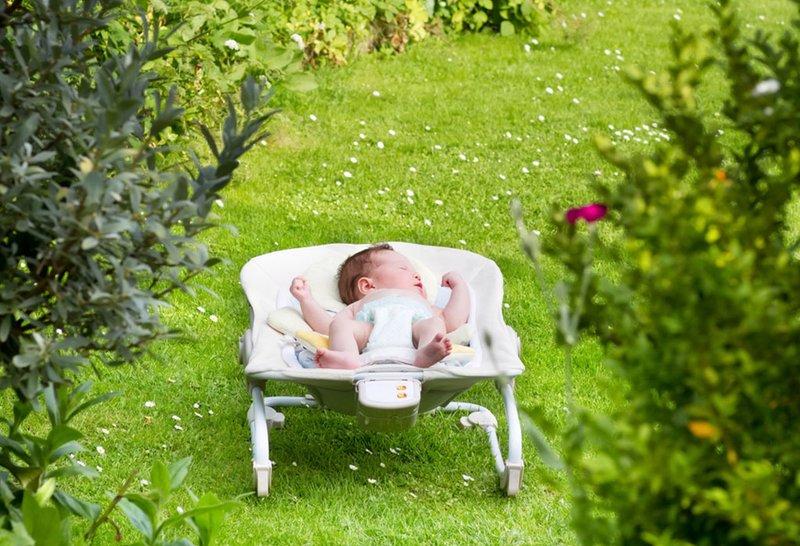 cara menjemur bayi yang benar