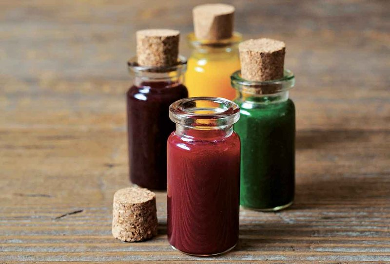 cara membuat liptint dengan pewarna makanan