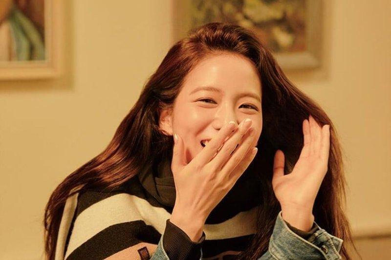 Jisoo BLACKPINK - Drama Korea Snowdrop