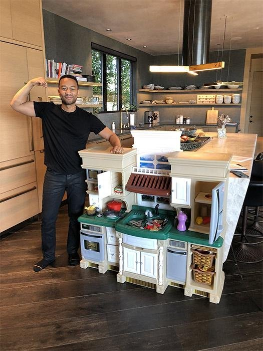 john legend kitchen z
