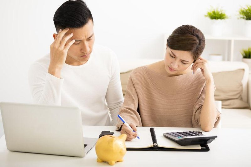 jointly managing finances