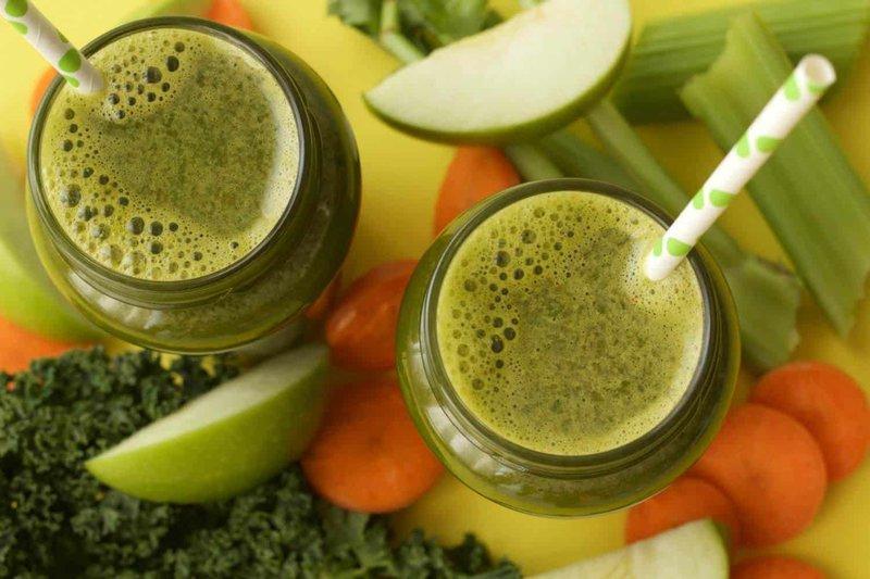 jus untuk daya tahan tubuh