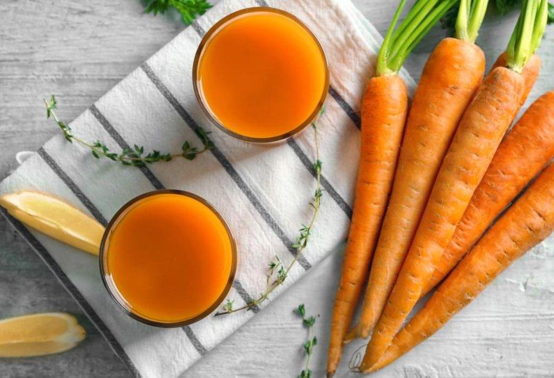 Jus wortel untuk ibu hamil