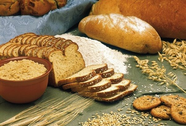 gandum utuh bisa dijadikan makanan bayi