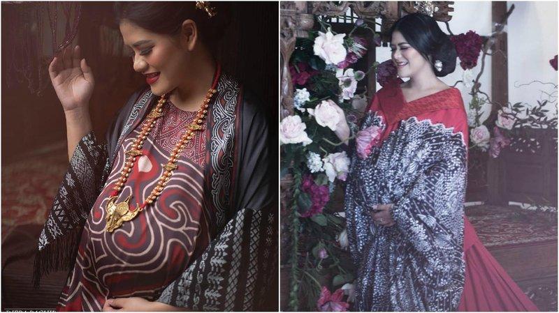 kahiyang maternity shoot