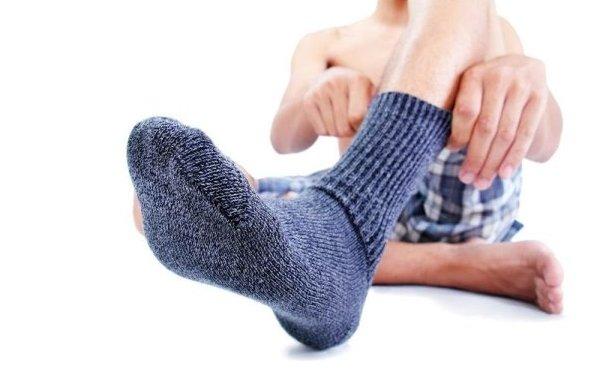 bau kaki, masalah bau kaki