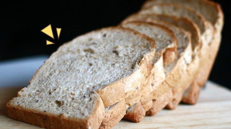Cara membuat Roti Tawar sederhana
