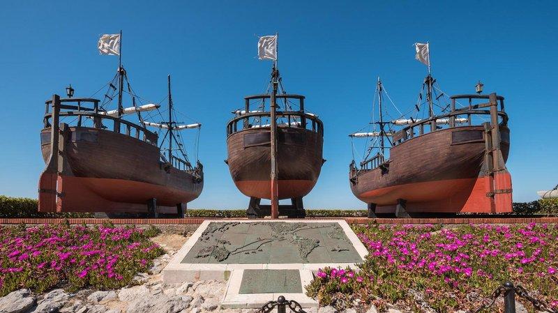 kapal colombus