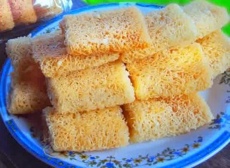 makanan khas sulawesi karasi