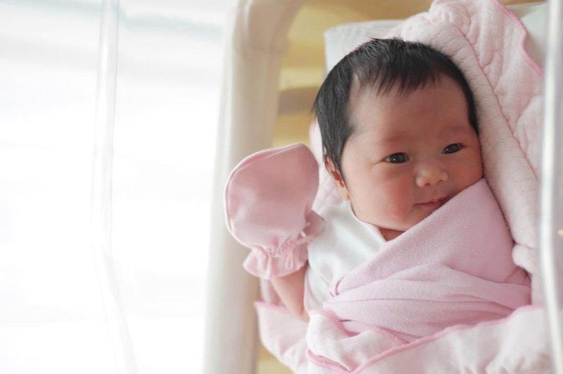 karina kelahiran anak pertama
