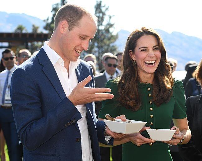 Kate Middleton, Pangeran William, Kate dan William