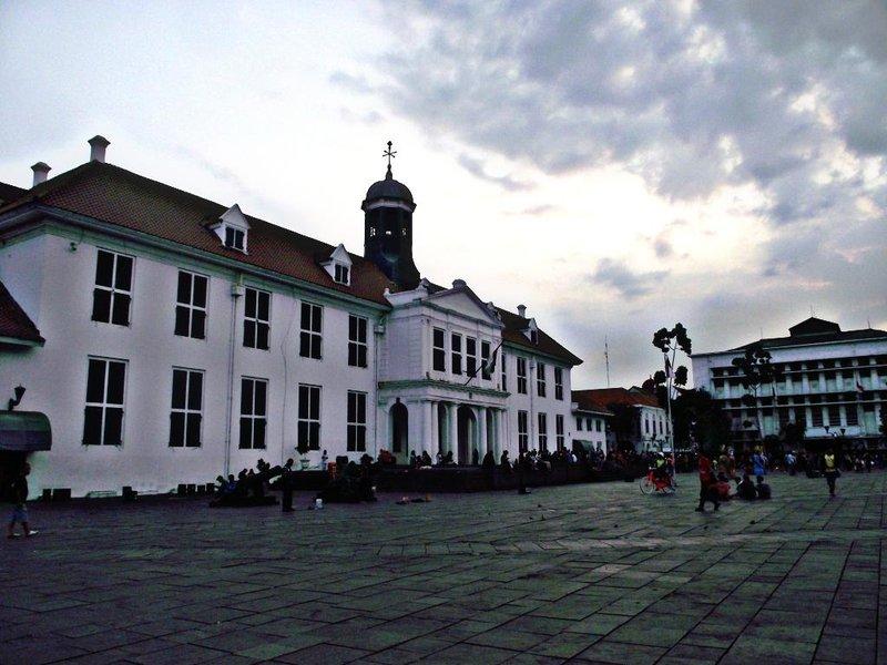 kawasan kota tua